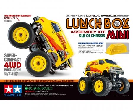 tamiya 1:24 RC Lunch Box Mini (SW-01)