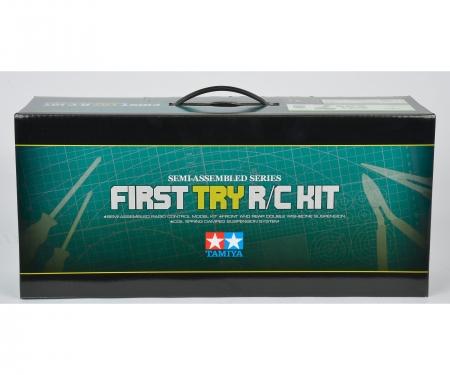 tamiya 1:10 RC 1st Try Plasma Edge II L/G TT02B