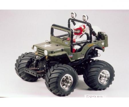 tamiya 1:10 RC Wild Willy 2000 (WR-02)