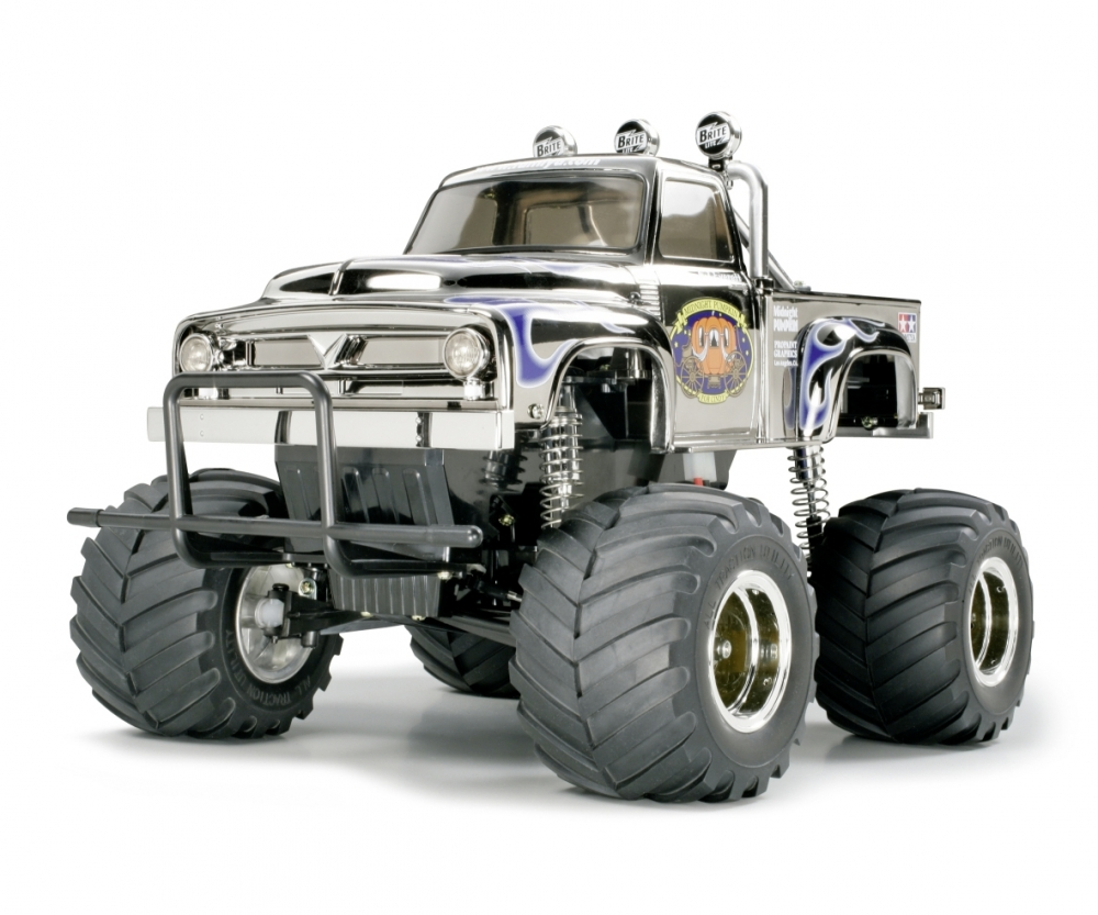1 12 rc midnight pumpkin metallic chrome rc off road. Black Bedroom Furniture Sets. Home Design Ideas