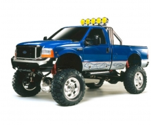 tamiya 1:10 RC Ford F-350 HighLift 4x4 3-Gang