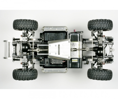 tamiya 1:10 RC Ford F-350 HighLift 4x4 3-Speed