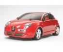 tamiya 1/10 RC Alfa Romeo MiTo M-05