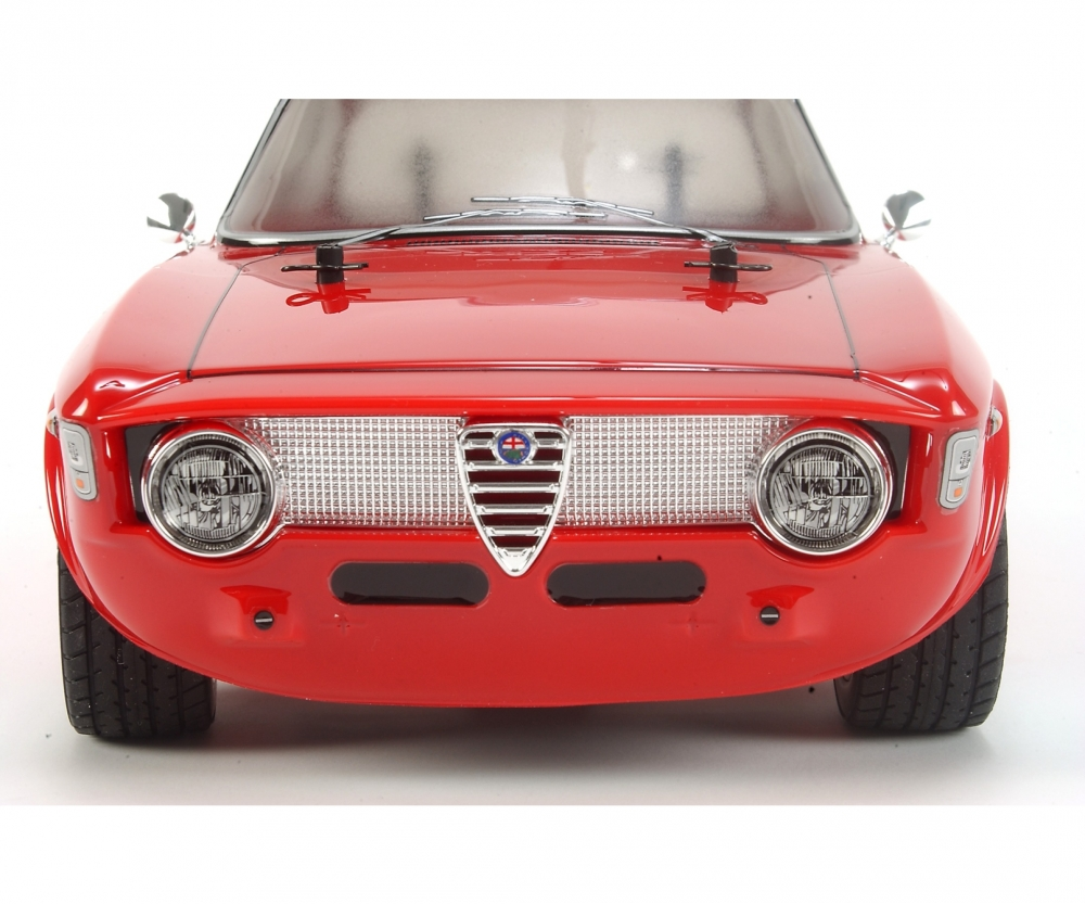 Tamiya Contrôle Radio Voiture Series No.486 Alfa Romeo Giulia Sprint GTA M-06 Kit 58486 1:10