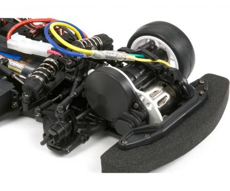 tamiya 1:10 RC Honda CR-Z FF-03 Straßenversion
