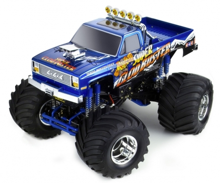 1:10 RC Super Clod Buster 2012