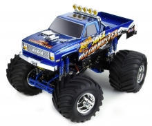 tamiya 1:10 RC Super Clod Buster 2012