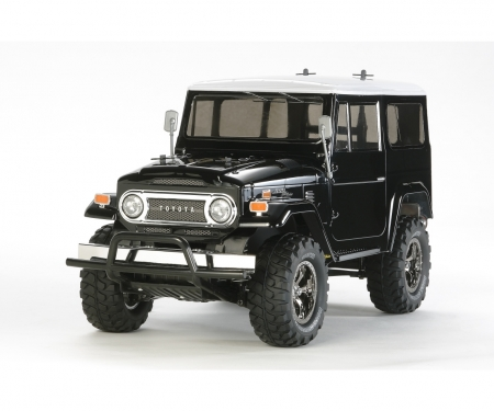 tamiya 1:10 RC Land Cruiser 40 Black (CC-01)