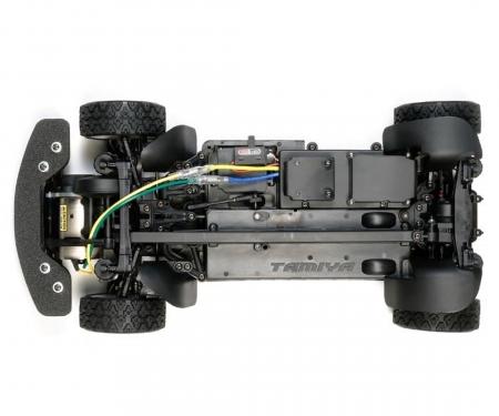 tamiya 1:10 RC XV-01 Lancia Delta HF Integrale