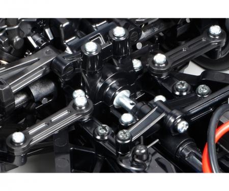 tamiya 1:10 RC Lancia Delta HF Integrale TT-02