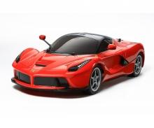 "tamiya 1:10 RC Ferrari ""LaFerrari"" TT-02"