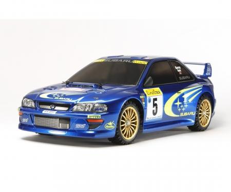 1:10 RC Subaru Impreza MC 99 (TT-02)
