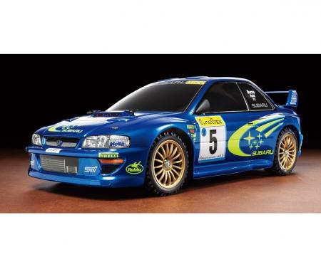 tamiya Impreza Monte-Carlo 99 (TT-02)