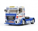 tamiya 1:14 RC Team Hahn MAN TGS (TT-01E)