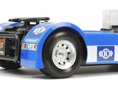 tamiya 1:14 Team Hahn MAN TGS (TT-01E)