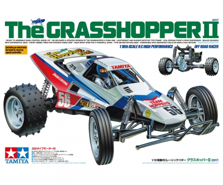 The Grasshopper II (2017)