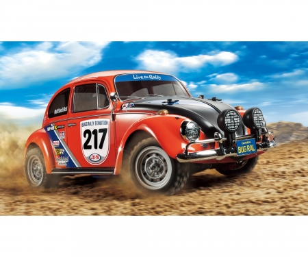 tamiya 1:10 RC VW Beetle Rally MF-01X