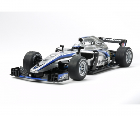 tamiya 1:10 RC F104 PRO II Chassis Kit