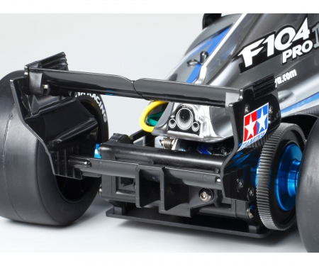 1:10 RC F104 PRO II Chassis Kit