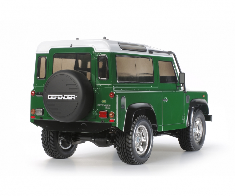 110 Rc Land Rover Defender 90 Cc 01 On Road 2 4 Wd