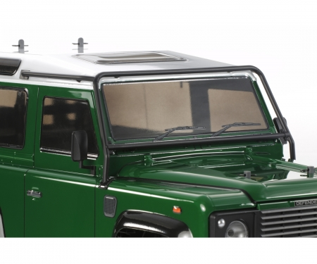 tamiya 1:10 RC Land Rover Defender 90 (CC-01)