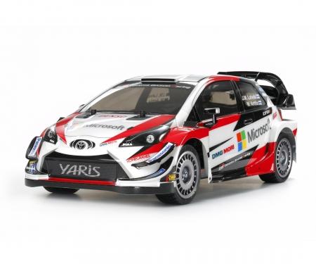 tamiya 1:10 RC Toyota Gazoo WRT/Yaris Rac.TT-02