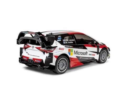 tamiya 1:10 RC Toyota Gazoo Rac. WRT/Yaris WRC