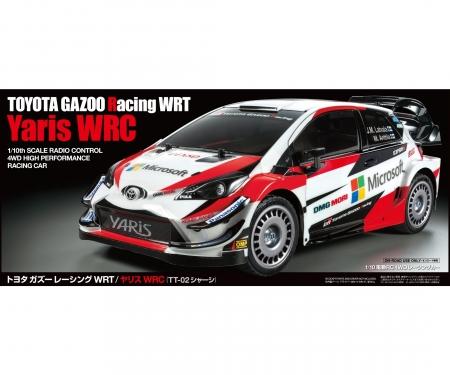 tamiya TOYOTA GAZOO Racing WRT/Yaris WRC