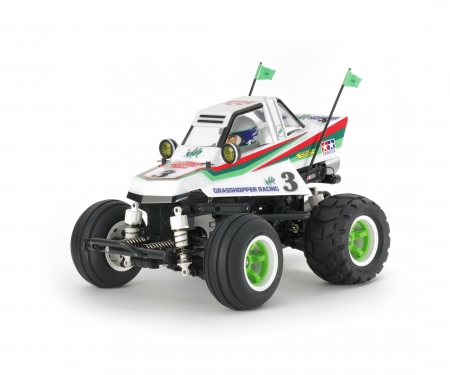 tamiya Comical Grasshopper (WR-02CB)