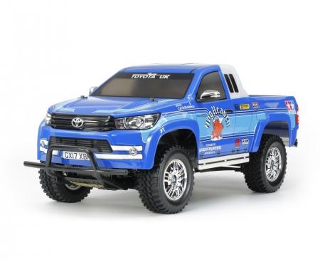 tamiya 1:10 RC Toyota Hilux Extra Cab (CC-01)