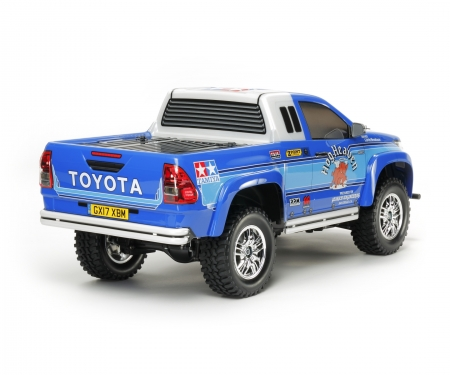 1 10 rc toyota hilux extra cab cc 01 rc on road 2 4 wd. Black Bedroom Furniture Sets. Home Design Ideas