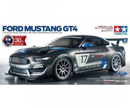 tamiya Ford Mustang GT4 (TT-02)