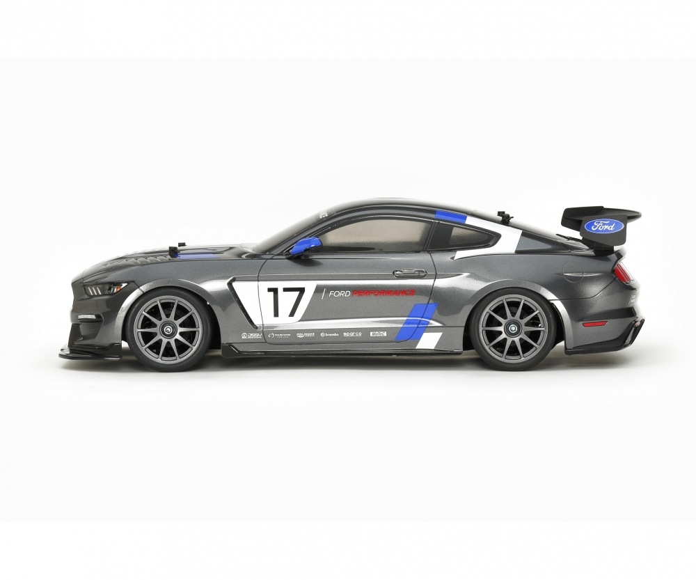 Ford Mustang GT4 (TT-02) - RC On-Road 2/4 WD - RC Models