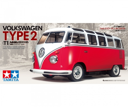 tamiya 1:10 RC VW Type 2 (T1) (M-06)