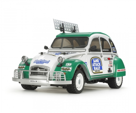 1:10 RC Citroen 2CV Rally (M-05Ra)