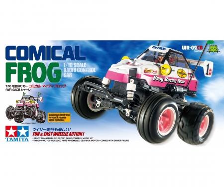 tamiya Comical Frog (WR-02CB)