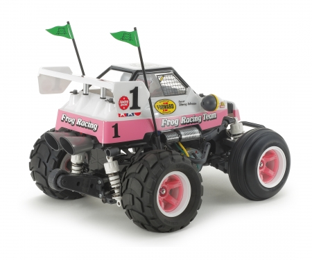 tamiya 1:10 RC Comical Frog (WR-02CB)