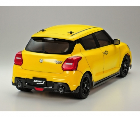 tamiya 1:10 RC Suzuki Swift sport (M-05/239mm)