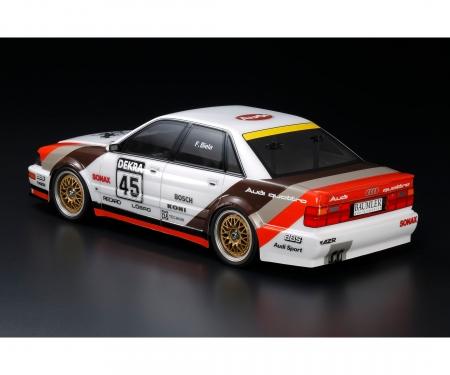 tamiya 1:10 RC Audi V8 Tourenwagen (TT-02)