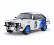 tamiya 1:10 RC Ford Escort MkII Ral.Lac. MF-01X