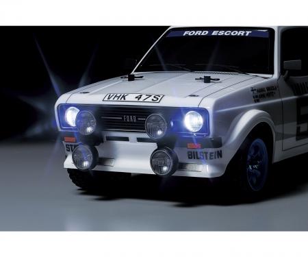 tamiya 1:10 RC Ford Escort MkII Rally PB MF-01X