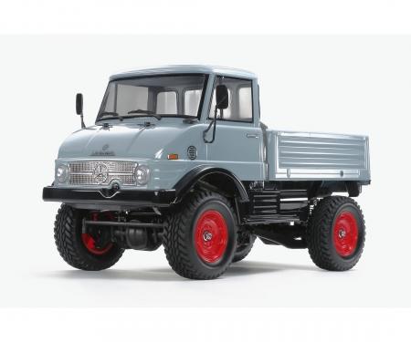 tamiya 1:10 RC MB Unimog 406 U900 (CC-02)
