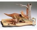 tamiya 1:35 Chasmosaurus Diorama Set