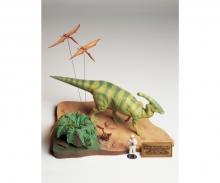 1:35 Parasaurolophus Diorama Set