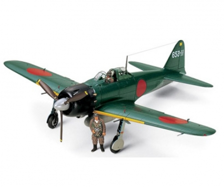 tamiya 1:32 Mitsub.A6M5 Z.Fighter