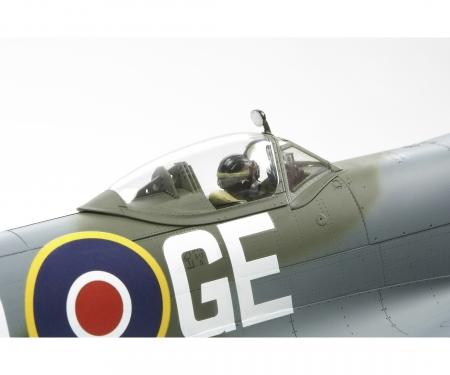 tamiya 1:32 Supermarine Spitfire Mk.XVIe
