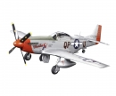 tamiya 1:32 WWII North American P-51D Mustang