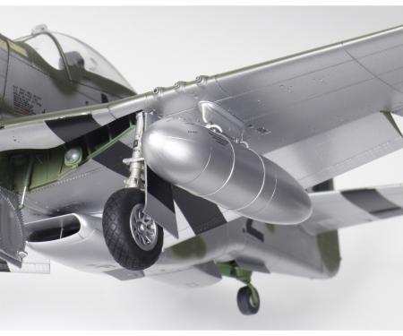 tamiya 1:32 WWII North American P-51D Mustang