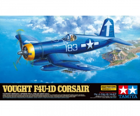 tamiya 1:32 US Vought F4U-1D Corsair