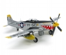 tamiya 1/32 F-51D Mustang Korean War